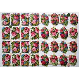BILDER / PICTURES: Studio Light, Staf Wesenbeek, Willem Haenraets A5, kladjes met bloemen