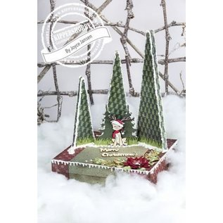 BASTELSETS / CRAFT KITS Bastelset complète pour la décoration de Noël