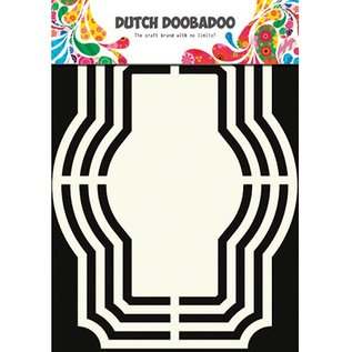 Dutch DooBaDoo Template: Dutch Shape Art, Labels