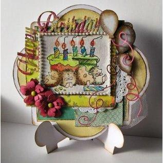 Dutch DooBaDoo Template: Kaarttype, kaarthouder