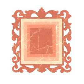 Sizzix Stempelen en embossing folder SET: 3 rechthoeken en 1 sierlijst