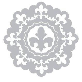 Sizzix Stampaggio e la cartella goffratura SET: 3 Turno cornice decorativa