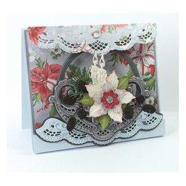 Marianne Design Poinçonnage et gaufrage modèle: bol Fleur de Petra