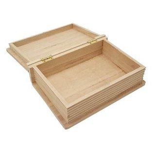 Objekten zum Dekorieren / objects for decorating OFFER! Wooden box in book form