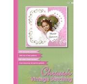 Bücher, Zeitschriften und CD / Magazines A4 magazine of Nelli Snellen, Chrissie`s Vintage Stitching