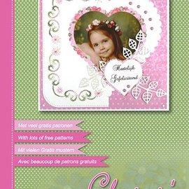 Bücher, Zeitschriften und CD / Magazines revista A4 de Nelli Snellen, Chrissie`s costura de la vendimia