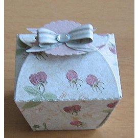 Nellie Snellen Stansning og prægning skabelon: gaveæsker, kasser