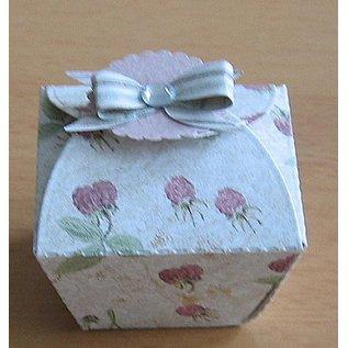 Nellie Snellen Ponsen en embossing sjabloon: geschenkdozen, dozen
