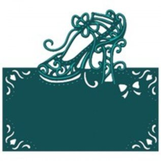 Die'sire Stempelen en embossing stencil van Diesire, edele schoenen