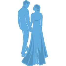 Marianne Design Poinçonnage et gaufrage modèle: Newlyweds