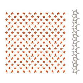 Marianne Design Embossingsfolder + Stan Skabelon: Stjerner