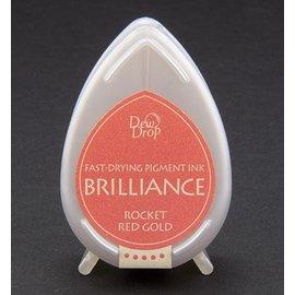Brilliance Dew Drop, raket rood goud