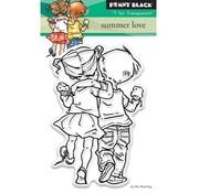 Penny Black Transparent stamps: Summer love