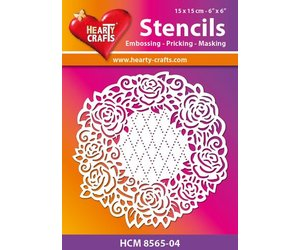 Scrapbook Stencils Decoupage Craft Project Mask Embossing Stencils