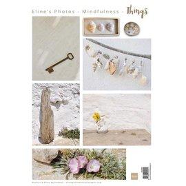 Marianne Design A4 Bilderbogen: holiday theme