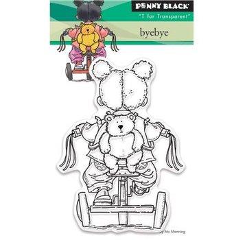 Penny Black Transparant stempel: ByeBye