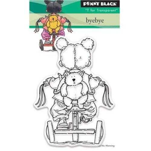 Penny Black Transparent stamp: ByeBye