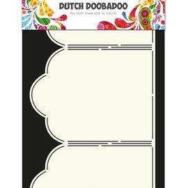 Dutch DooBaDoo Plantilla A4: Tipo de tarjeta Triptech