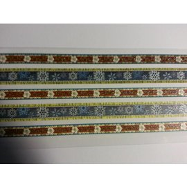 Sticker Glitter Fabric Trims lim