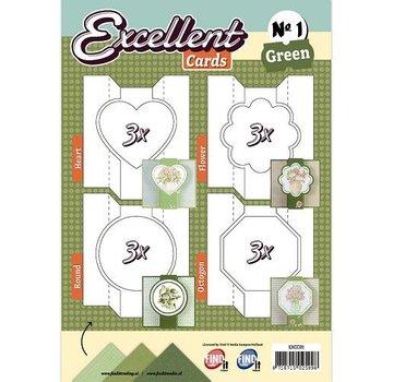 KARTEN und Zubehör / Cards 12 Uitstekende kaarten en layouts