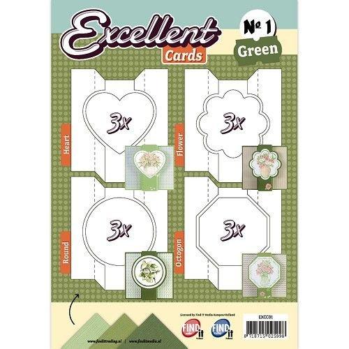 KARTEN und Zubehör / Cards 12 Fremragende kort og layouts