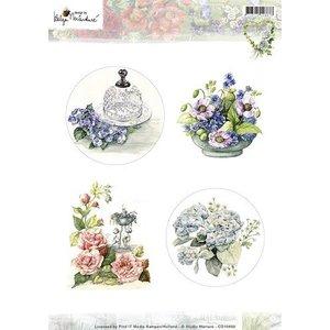 Studio Light A4 broadsheet, theme: gardening and flowers