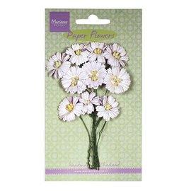 BLUMEN (MINI) UND ACCESOIRES Floret, wit