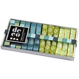DEKOBAND / RIBBONS / RUBANS ... colección de cintas decorativas