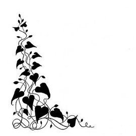 Stempel / Stamp: Transparent Transparent Stempel: Pflanze Efeu