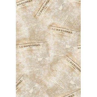 Studio Light 2 fogli 40x60cm Patch di carta, 1 disegno
