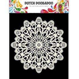 Dutch DooBaDoo Maschera Schablobe, Art Circle A5