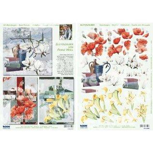 BASTELSETS / CRAFT KITS Komplettes Bastelset für 3 Karten