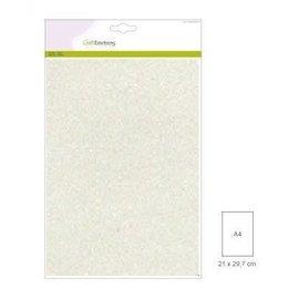Karten und Scrapbooking Papier, Papier blöcke Glitter papir