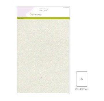 Karten und Scrapbooking Papier, Papier blöcke Glitter paper