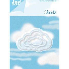 Joy!Crafts / Jeanine´s Art, Hobby Solutions Dies /  Punzonatura e goffratura modello: 3 Nube
