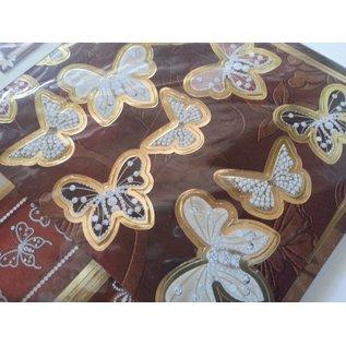 """Kort sæt DeLuxe """"Butterflies 2"""""""