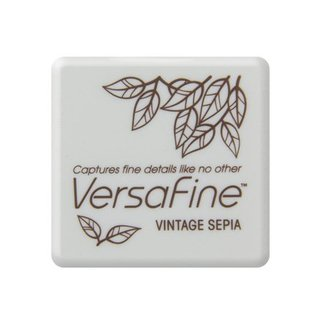 FARBE / STEMPELKISSEN VersaFine Inkpad Vintage Sepia