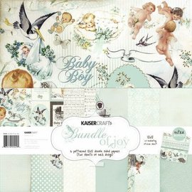 Kaisercraft und K&Company Bloquer Designer: Baby boy