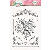 Studio Light Transparent stamp: Sweet Romance