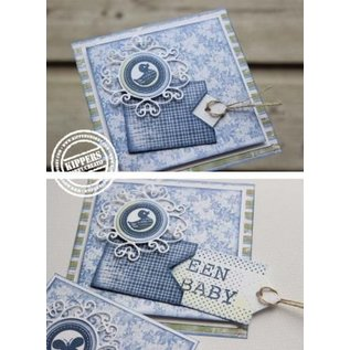 Joy!Crafts / Jeanine´s Art, Hobby Solutions Dies /  Stamping- and pre-template: Mery's curly round