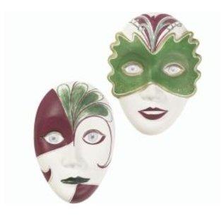 Modellieren Mold: 2 maskers