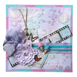 Joy!Crafts / Jeanine´s Art, Hobby Solutions Dies /  Transparent stempel: filmstrimmel