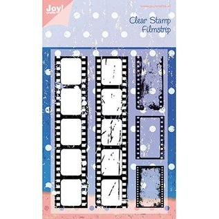 Joy!Crafts / Jeanine´s Art, Hobby Solutions Dies /  Transparant stempel: filmstrip