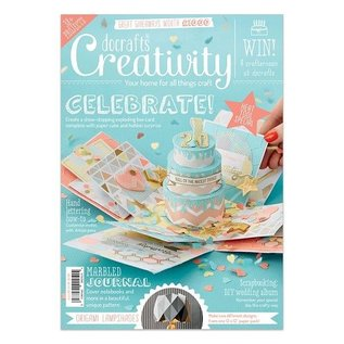 Bücher, Zeitschriften und CD / Magazines Kreative Zeitschrift