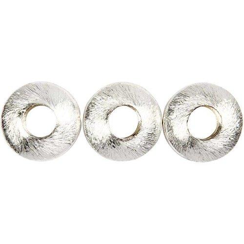 Schmuck Gestalten / Jewellery art 4 Exclusive Perle, Cercle, taille 17x17x5 mm