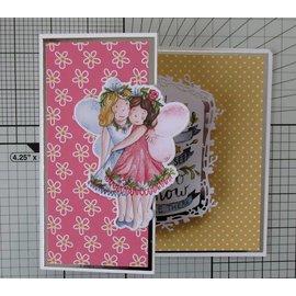 Tonic Fairystempel + stansmallen