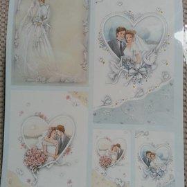 BILDER / PICTURES: Studio Light, Staf Wesenbeek, Willem Haenraets hojas de fondo + arco de corte, el tema de casarse, compromiso