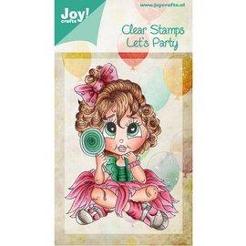 Joy!Crafts / Jeanine´s Art, Hobby Solutions Dies /  I timbri trasparenti, il partito di Let