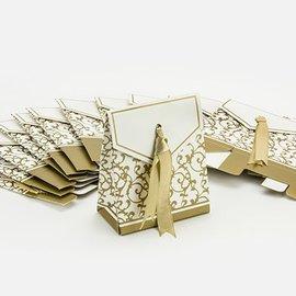 DEKO HOCHZEIT: SELBER MACHEN Joli emballage: pour boîtes pliantes