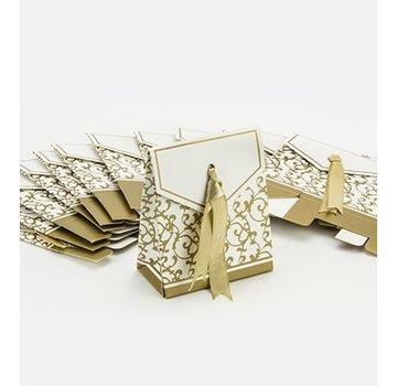 DEKO HOCHZEIT: SELBER MACHEN Pretty verpakking: voor het vouwen dozen